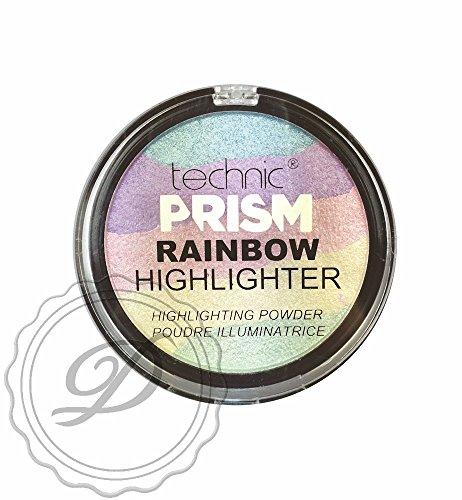 Technic Prism Rainbow Highlighter Highlighting Powder 6g