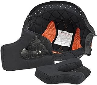 Biltwell - Gringo/Gringo S Helmet Liner - Black/Orange - X-Small