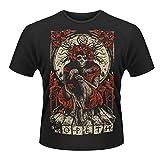 Opeth: Haxprocess Front & Back Print (T-Shirt Unisex Tg. L) [Italia]