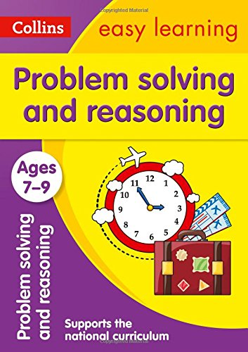 Image OfProblem Solving And Reasoning Ages 7-9: Prepare For School With Easy Home Learning (Collins Easy Learning KS2)