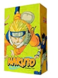 Naruto Box Set 1: Volumes 1-27: Volumes 1-27 with Premium