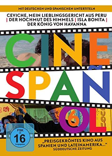Cinespañol 6 [4 DVDs] Kollektionsbox mit vier Filmen aus Spanien und Lateinamerika (mit deutschen und spanischen Untertiteln)