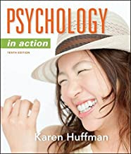 Psychology in Action, 10th Edition by Karen Huffman (2011-10-31)