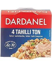 Dardanel 4 Tahıllı Ton Salata 185 Gr. (Total 185 Gr)