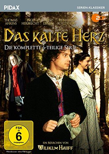 Das kalte Herz / Die komplette 6-teilige Kultserie nach dem Märchen von Wilhelm Hauff (Pidax Serien-Klassiker)