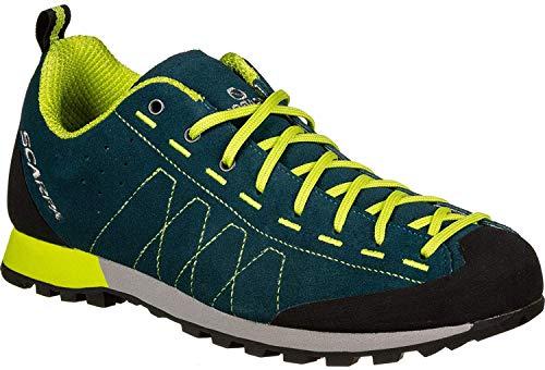 Scarpa Highball Schuhe Herren Lake Blue/Lime Schuhgröße EU 42,5 2020