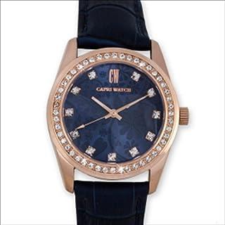 CAPRI WATCH - CAPRI WATCH Reloj de Cuarzo XX, Color Azul