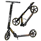 Apollo Trotinette aux Roues XXL - 200mm - Trotinette Freestyle de Ville Phantom Pro - City Scooter...