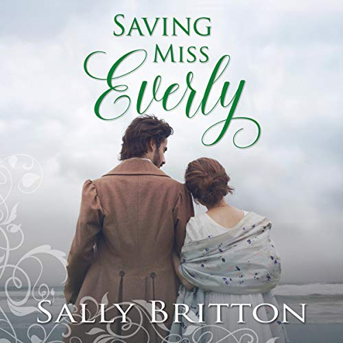Saving Miss Everly cover art
