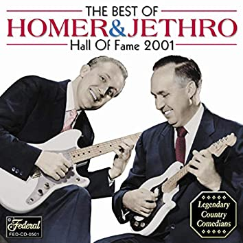 The Best Of - Hall Of Fame 2001
