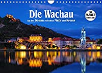 Die Wachau - An der Donau zwischen Melk und Krems (Wandkalender 2022 DIN A4 quer): Malerische Flusslandschaft in Oesterreich (Geburtstagskalender, 14 Seiten )