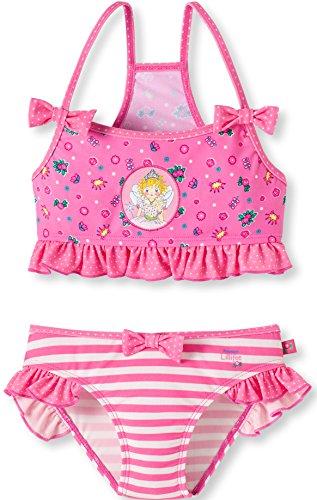 Schiesser Prinzessin Lillifee Mädchen Bikini 145623, rosé, 92