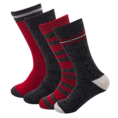 Sock Amazing Thermal Socks Winter Socks for Men Boot Socks for Boy&Teens Works Socks Thick Crew...