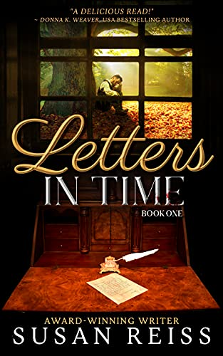 Letters in Time by [Susan Reiss]
