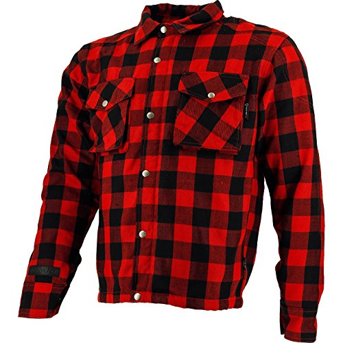 Richa Lumber Shirt stijlvolle Retro Custom motorjas