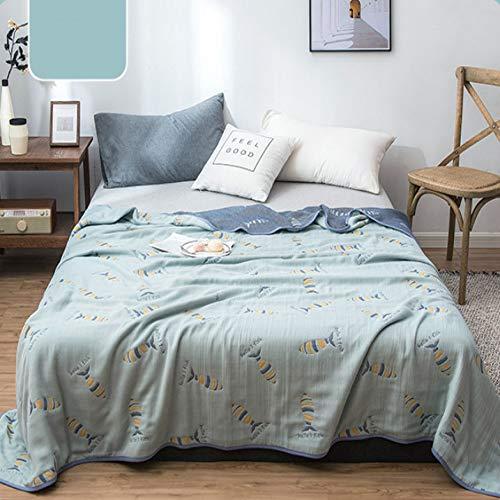 Deken deken dekbed laken beddengoed zomer koel dekbed dekbed airconditioner slaapkamer kantoor tv woonkamer balkon bed slaapbank stoel dubbel