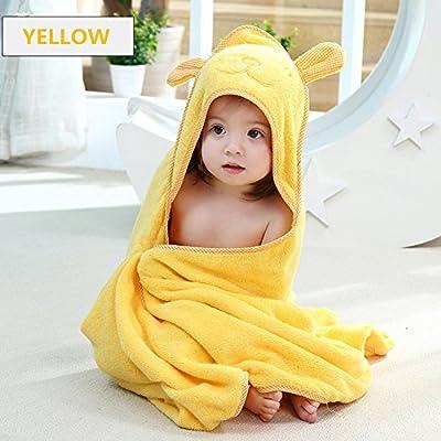 Cute Bear Cloak Style Child Towel Beach Towel Baby With Cap Cartoon Bathrobe
