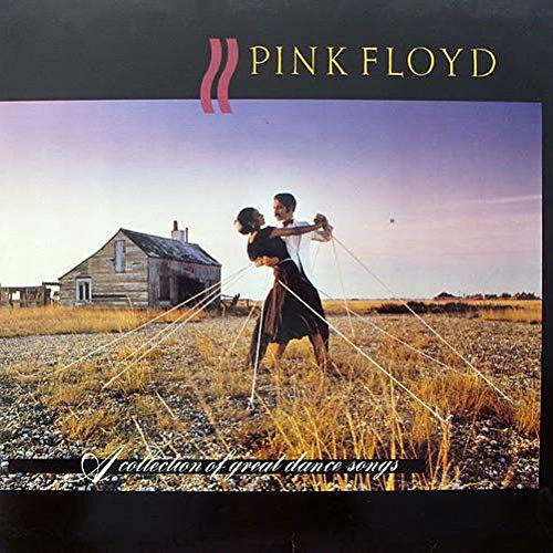 Pink Floyd - A Collection Of Great Dance Songs - Harvest - 1C 064-07 575, Harvest - F 668.014, EMI Electrola - 1C 064-07 575, EMI Electrola - F 668.014
