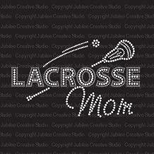 lacrosse iron on decals
