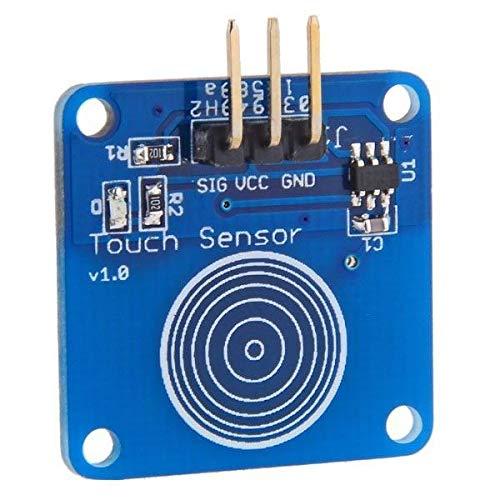hgbygvuy Modulo del sensore del Touch Tipo di Tipo 10pcs per s