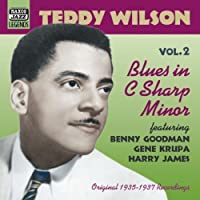 Blues in C Sharp Minor by Teddy Wilson (2007-02-13)