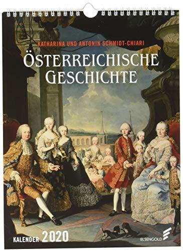 Österreichische Geschichte: Kalender 2020