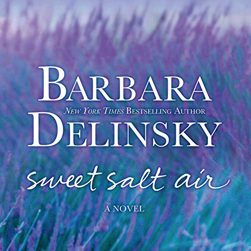 Sweet Salt Air audiobook cover art