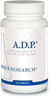 Biotics Research A.D.P. © - Highly Concentrated Oil of Oregano, Optimal Absorption and Delivery. Antioxidan...