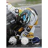 Zoom IMG-1 qxfj casco moto caschi integrali