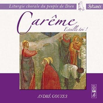 """Liturgie chorale du peuple de Dieu: Carême """"Éveille-toi!"""""""
