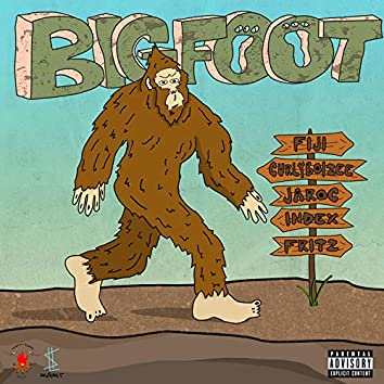 Bigfoot (feat. Fiji, Curlyboizee, Jaroc, Index & Fritz)