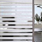 Arthome Vinilo Pegatina de Ventanas Proteger La Privacidad y Película Decorativa para Ventanas Control de Calor y Anti UV 45cmx254cm