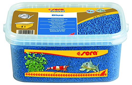 sera Gravel Blue Ø 2 – 3 mm 3 l