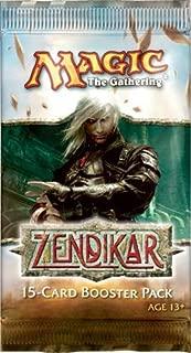 Magic the Gathering Zendikar Booster Pack 15 cards