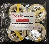 Studio Rosso 1/12スケール RSワタナベ 8スポークホイール(16インチ)