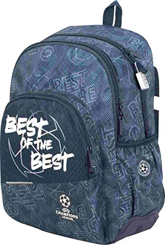 Mochila ST/AC Escolar Champions League The Best
