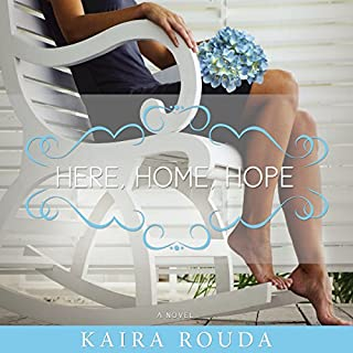 Here, Home, Hope audiobook cover art