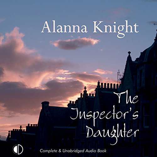 The Inspector's Daughter audiobook cover art