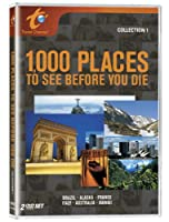 1000 Places to See Before You Die: Collection 1 [DVD]