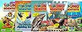 Young scientists Comics Books Level 3 (Young scientists) Set of 10 Comics Books