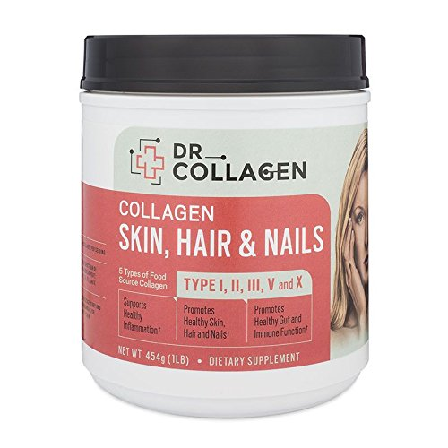 Dr. Collagen, Collagen Protein Powder - Skin, Hair & Nails
