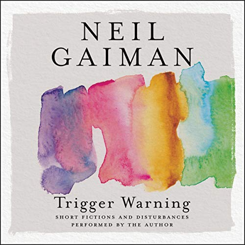 Trigger Warning book cover