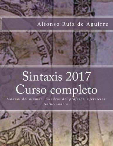 Sintaxis 2017 Curso completo