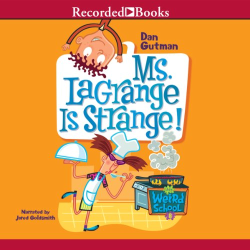 Ms LaGrange Is Strange! audiobook cover art