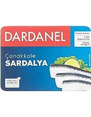 DARDANEL DOMATES SOSLU SARDALYA 105GR X 12 ADET (OGUZ TRADE GARANTİSİYLE)