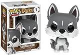 Funko POP Pets: Pets - Siberian Husky Action Figure