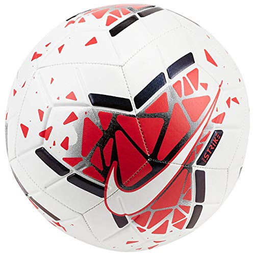 Nike Unisex-Adult NK Strk - FA19 SC3639 White/Laser Crimson/Metallic Black/ 5