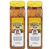 Lawry's Perfect Blend Chicken Rub And Seasoning, 24.5 oz (24.5 oz)