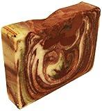 ATTIS - Jabón natural hecho a mano con arcilla rosa francesa (1 unidad), arcilla roja australiana, arcilla verde francesa, espirulina, mantequilla de cacao, aloe vera, hidratante y nutritivo
