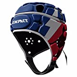 Impact France - Casque Rugby Impact Lightning Bolt France - Taille : S